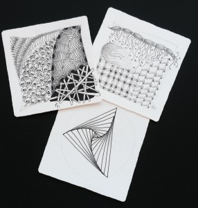 PHOTO - Introduction to Zentangle (R)