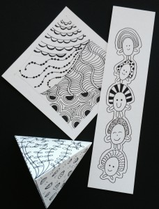 PHOTO - Zentangle (R) for Kids