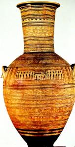Dipylon Amphora 750 BC