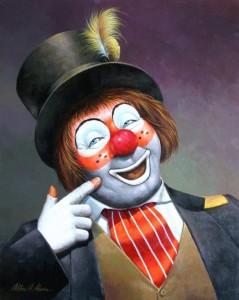 Adams, Allen 0187 2. Homer the Clown