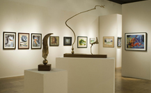 Tour the Galleries