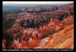 Pabor,-Edward_Dawn-of-Inspiration,-Bryce-Canyon_Springfield,-OR.